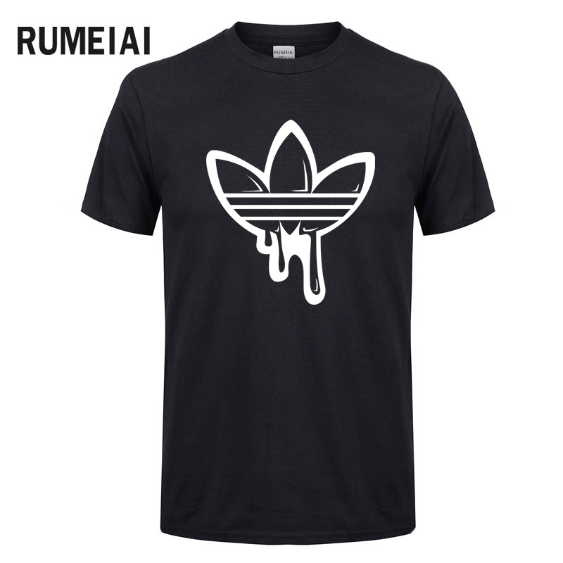 2018 New Summer Cotton funny t shirts short sleeves s