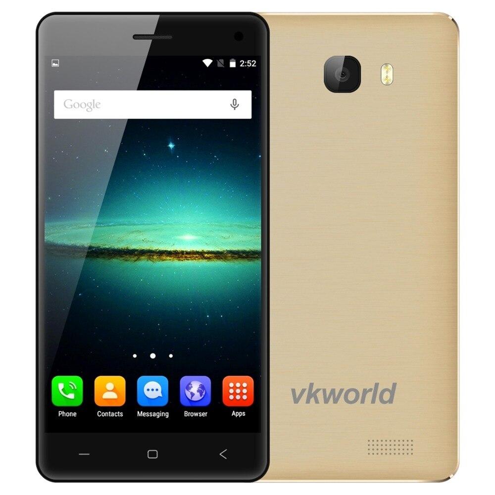 Original Vkworld T5 SE 4G Smartphone Android 5 1 5 0 HD 1280X720 MTK6735 Quad Core1