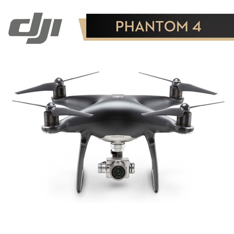DJI PHANTOM 4 PRO+ Obsidian Camera Drone 1080P 4K Video Phontom 4 PRO Plus RC Helicopter FPV Quadcopter Original