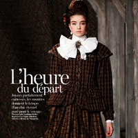 Heavy Coffee Tone Classic Twill Weave Fashion Woolen Fabric Coat Fabric