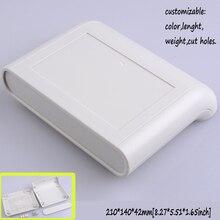 210*140*42mm Network enclosure housing diy plastic junction box electronic project plastic case abs enclosure router box