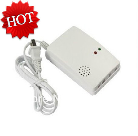 Wholesale Wireless Security Smoke Gas Leak Detector Alarm Sensor System
