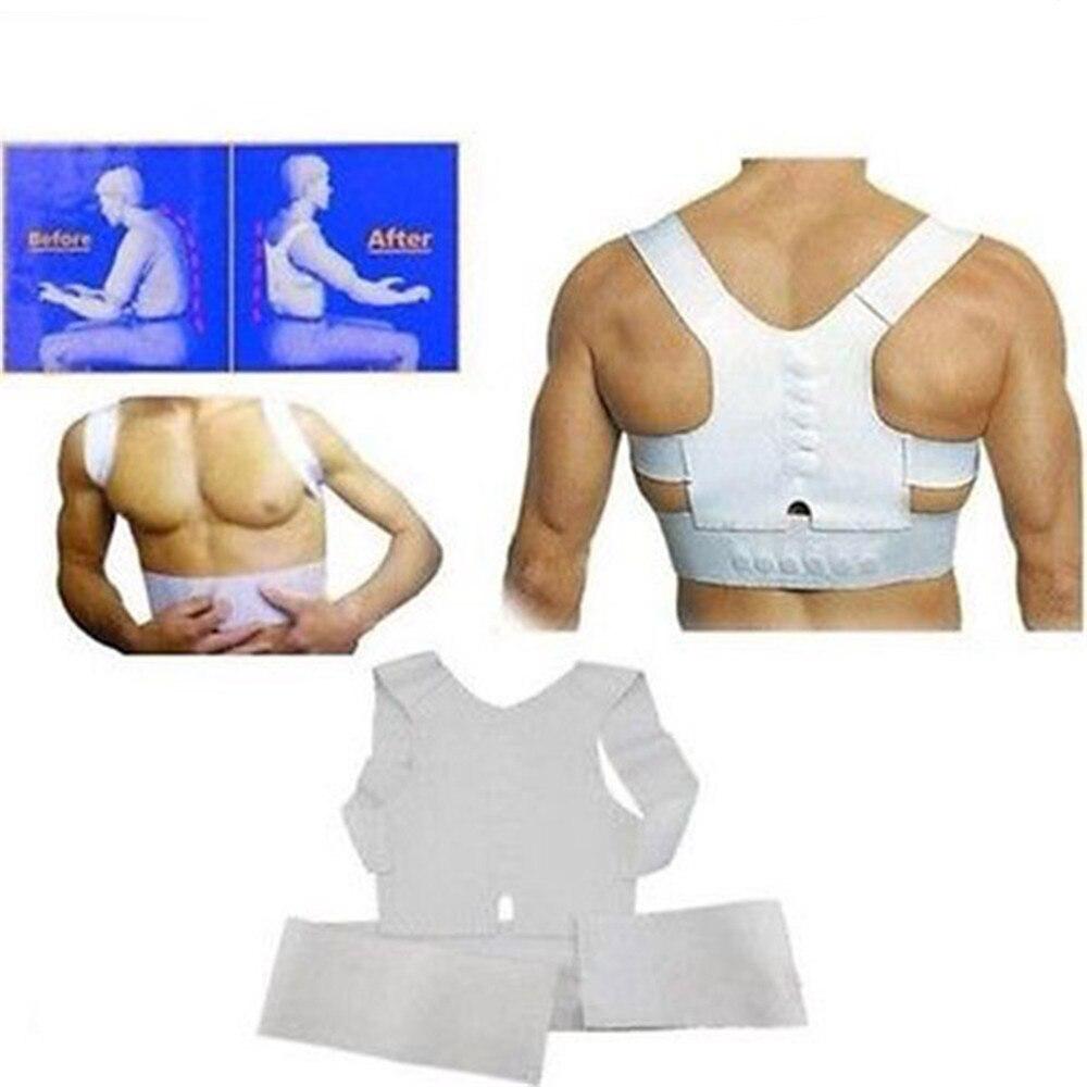 Magnetic Therapy Posture Corrector - Shoulder Back Support Belt - Shoulder Posture Face Lift Tool 4