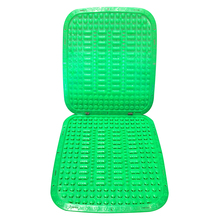car Interior Seat Cover PVC Breathable Seat Cushion Pad 40x90cm