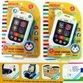 3 Цветов Детское Обучение и Образование Звук Музыкальный Смартфон Модели Говорящие Игрушки Для Детей Мобильный Телефон Игрушка