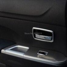Per Mitsubishi ASX Outlander Sport 2011-2013 2014 2015 ABS Opaco Interno Porta Maniglia Ciotola di Copertura Trim Accessori Telaio car Styling