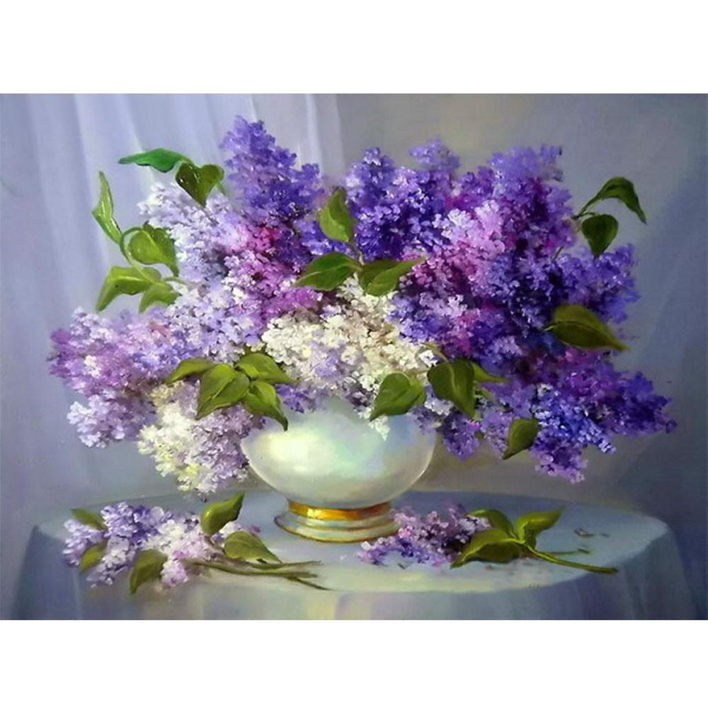 DIY-Diamond-Painting-Needlework-Square-Full-Diamond-Embroidery-Purple-Lilac-Flower-Vase-Painting-Pattern-Home-Decoration (1)