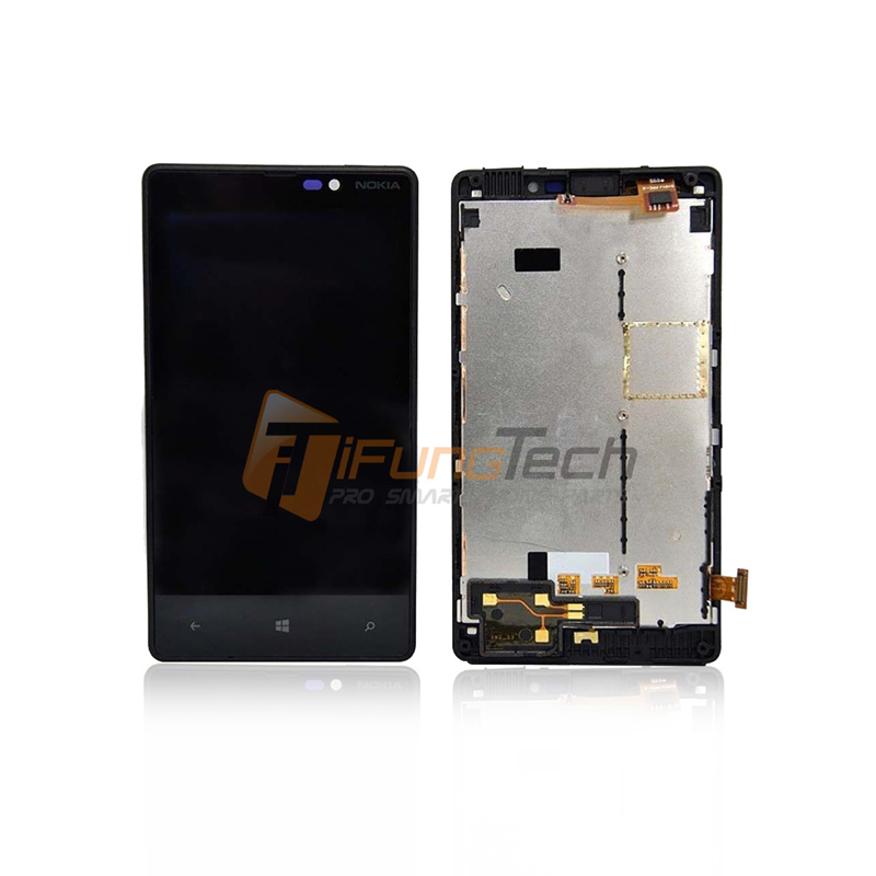 Подробнее о LCD display screen with touch screen digitizer with frame assembly full set for Nokia lumia 820,Original new,free shipping lcd display screen with touch screen digitizer with frame assembly full set for nokia lumia 1320