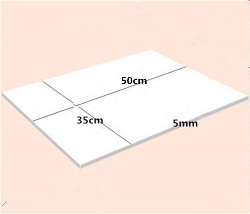 5 ცალი / ლოტი 50 * 35 სმ 5 მმ EVA - ფაზლები - ფოტო 3