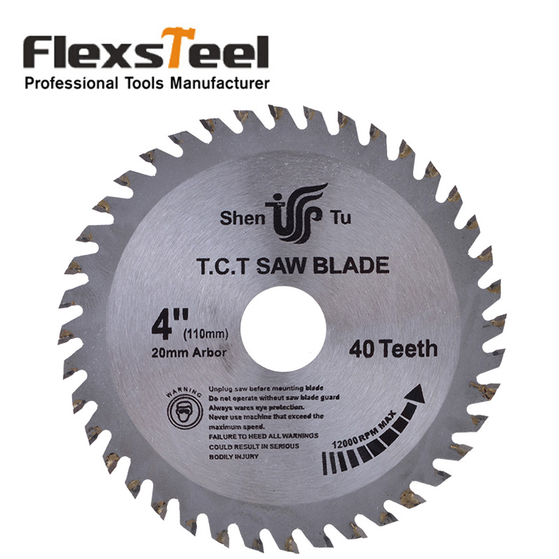 High Quality Six Size 4/6/7/8/9/10 Inch YG8 TCT Wood Woodworking Circular Saw Blade Acrylic Ferrous Metal Cutting Blade
