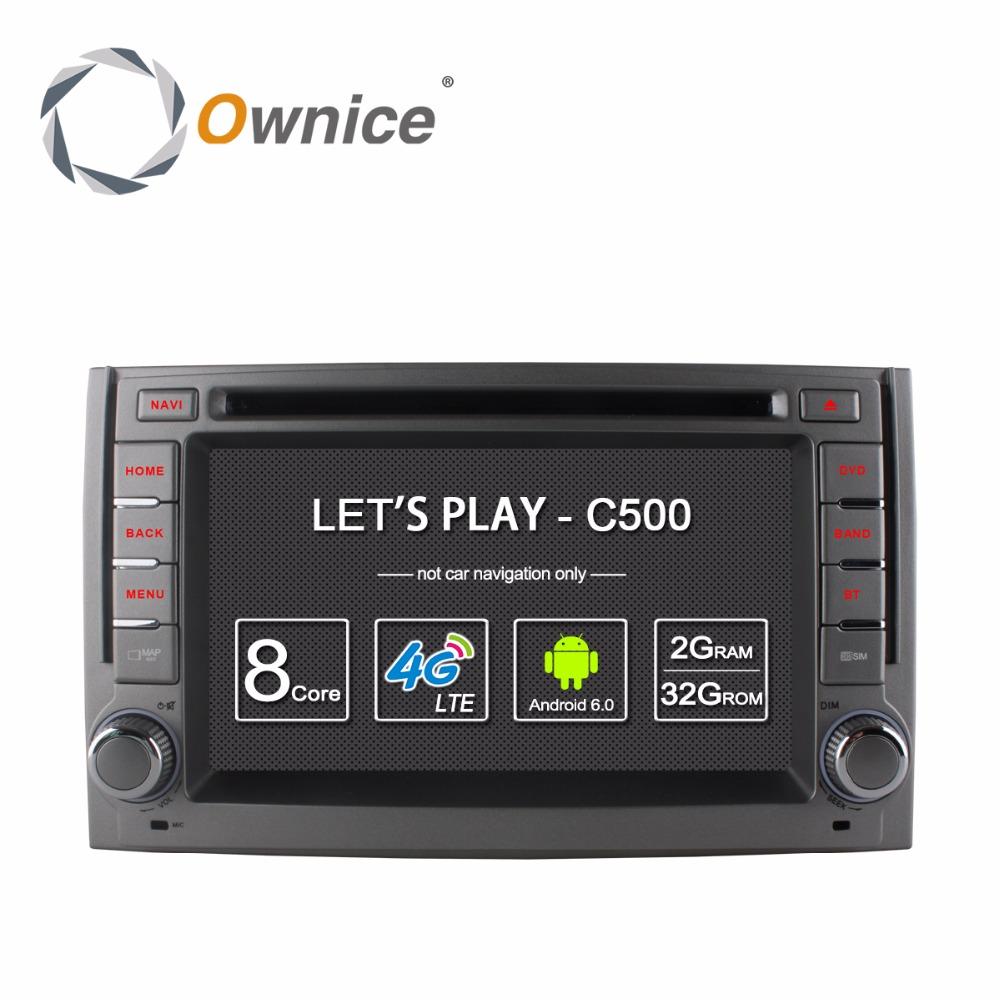 DVD Player do carro para Hyundai H1 2011 2012 i800 Starex grande Royale 2007-2012 Octa 8 Núcleos 2 GB RAM Android 6.0 GPS Rádio 4G WIFI