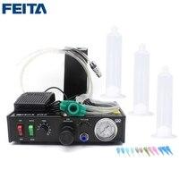 FEITA 982 กึ่งอัตโนมัติกาว Dispensing Dispenser เครื่องคู่มือการใช้งานและเท้าเหยียบ|ชุดเครื่องมือช่าง|เครื่องมือ -