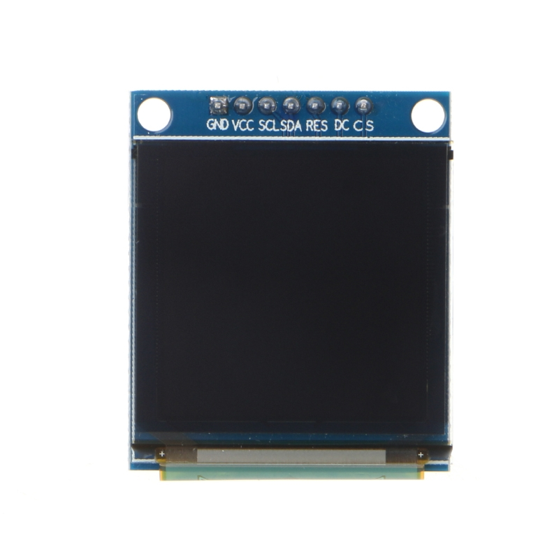 1.5 Inch 128x128 SPI OLED LCD Display Module Full Color Driver IC SSD135 For Arduino 1 3 inch 128x64 oled display module blue 7 pins spi interface diy oled screen diplay compatible for arduino