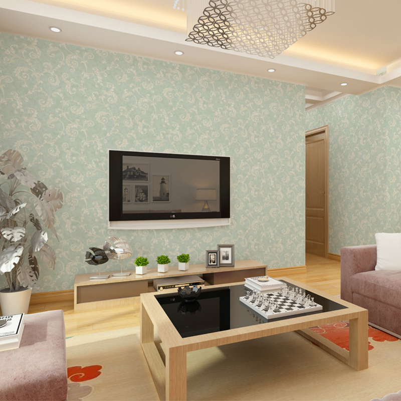 luxury study living bedroom ceiling very classic decor rolls wallpapers