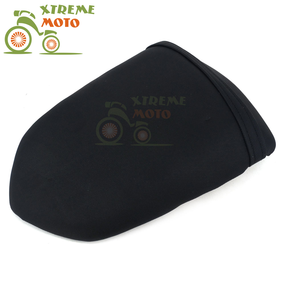 Motorcycle Rear seat  Cover Cushion Pillion for KAWASAKI EX250 NINJA 250R 2008-2012 2008 2009 2010 2011 2012