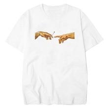 MICHELANGELO Print Tshirt  PU27