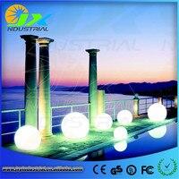 Décoration de mariage/fée lumières/lumières de noël en plein air/Couleurs Changent télécommande étanche LED Boule de Lumière pour la baignade