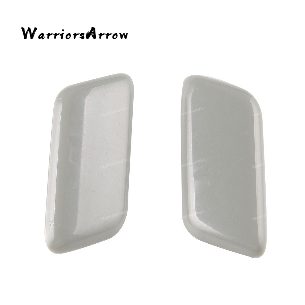 LH Or RH Or Pair Front Bumper Headlight Washer Jet Nozzle Cover Cap For Mitsubishi Pajero/Montero Sport 8264A131 8264A132 image