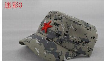 50 шт./партия Federal Express быстро в китайском стиле для женщин Мужская хлопковая Маскировочная шапка Регулируемая Повседневная бейсбольная кепка мягкая шапка - Цвет: 3