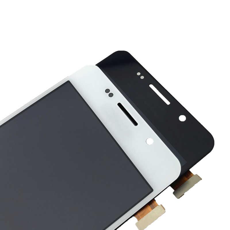 Có Điều Khiển Độ Sáng A510 LCD dành cho SAMSUNG Galaxy SAMSUNG Galaxy A5 2016 A510 A510FD A510F A510M MÀN HÌNH Hiển Thị LCD Bộ Số Hóa Cảm Ứng