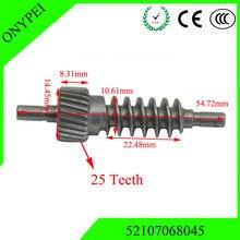 Высокое качество 52107068045 Сиденье Поддержка бедра шестерня привода ремонт для BMW 52107 068045