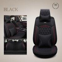 Сиденья чехлы сидений льняной ткани для Citroen C5 C6 C8 C15 GS Saxo Visa xantia XM Xsara Dodge дакота calibe путешествие