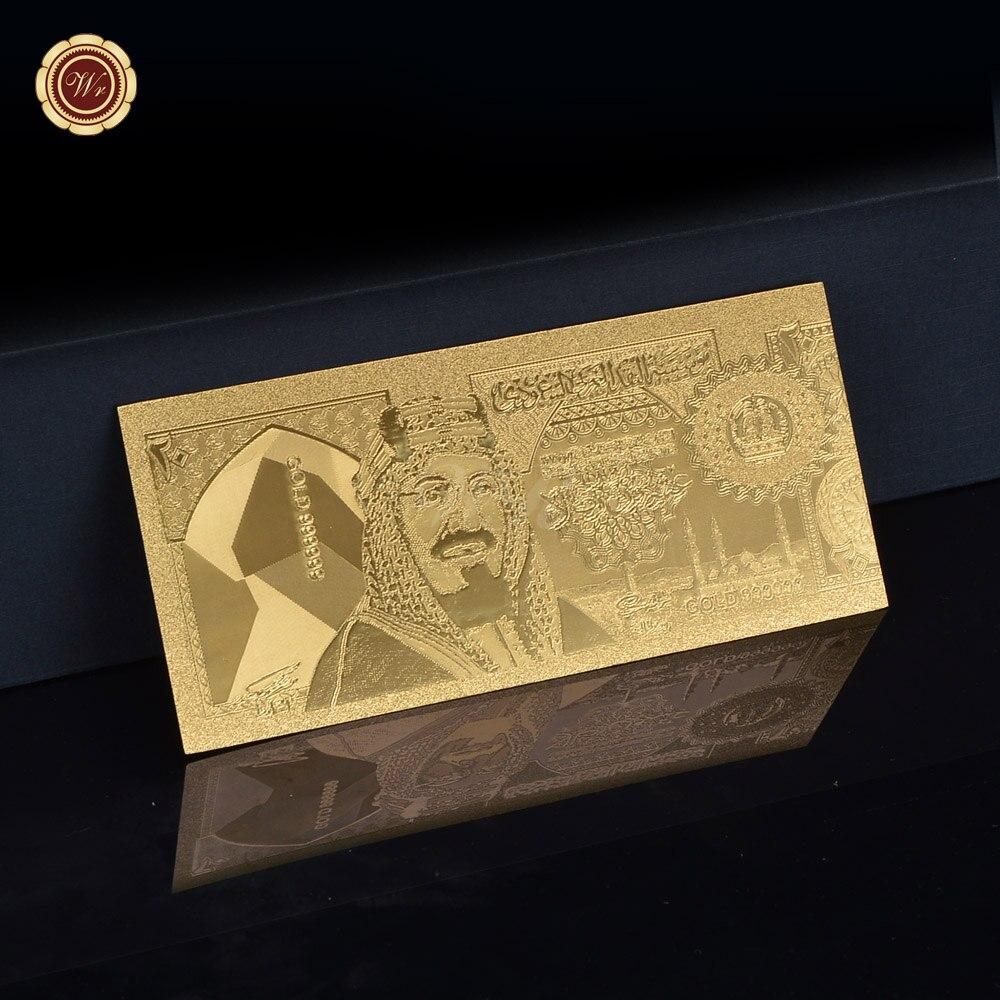 Aliexpress.com : Buy SAUDI ARABIA 20 Riyals 99.9% Gold ...