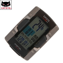 CATEYE Cycling Bike V3N CC-TR310TW Computer Speedometer Stopwatch Bicycle Wireless Stopwatch Accessories With 19 Functions