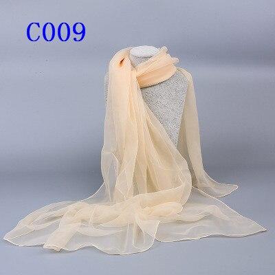 C009 шелк зонт пляжное полотенце шарф