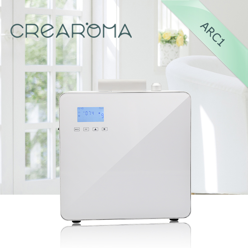 Crearoma aroma mist diffuser electric 500ml scent air machine crearoma ionizing scent air machine micron diffusion aroma diffuser