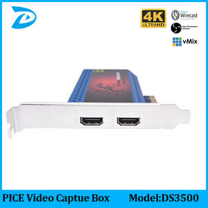Record 1080p HD Video via HDMI Connection PCI-E Capture,Linux Hdmi Video Capture Card On PC,PCI-EXPRESS Full 1080p capture card