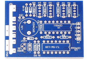 Image 3 - 16 musik Box 16 Sound Box BOX 16 16 Ton Box Elektronische Modul DIY Kit DIY Teile Komponenten zubehör Kits Bord