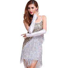 d324207067ab Comparar precios en Sequins Skirt Women Latin Tango - Online ...