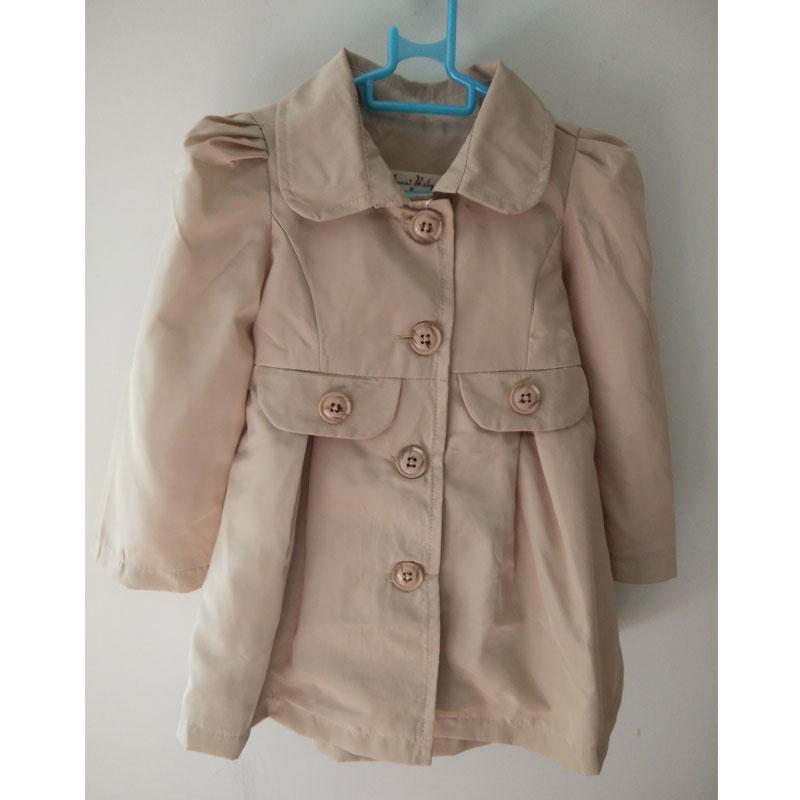 Magasin de manteau pour fille