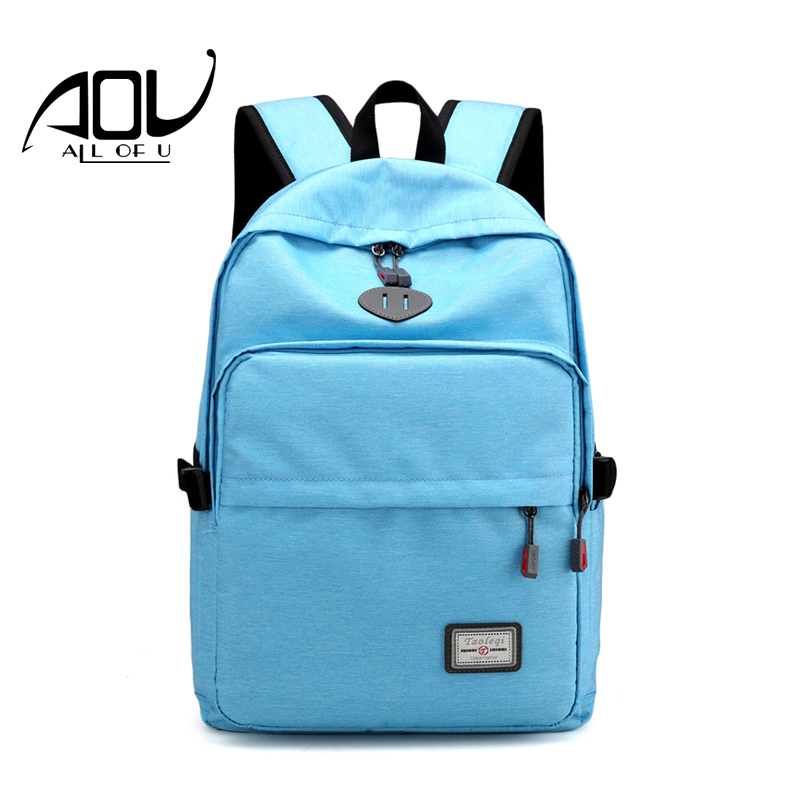 Classic Casual Men And Women Backpack For Teenage Girls School Backpack 2018 Fashion Laptop Bag 15.6 Rucksack mochila feminina women s classic backpack