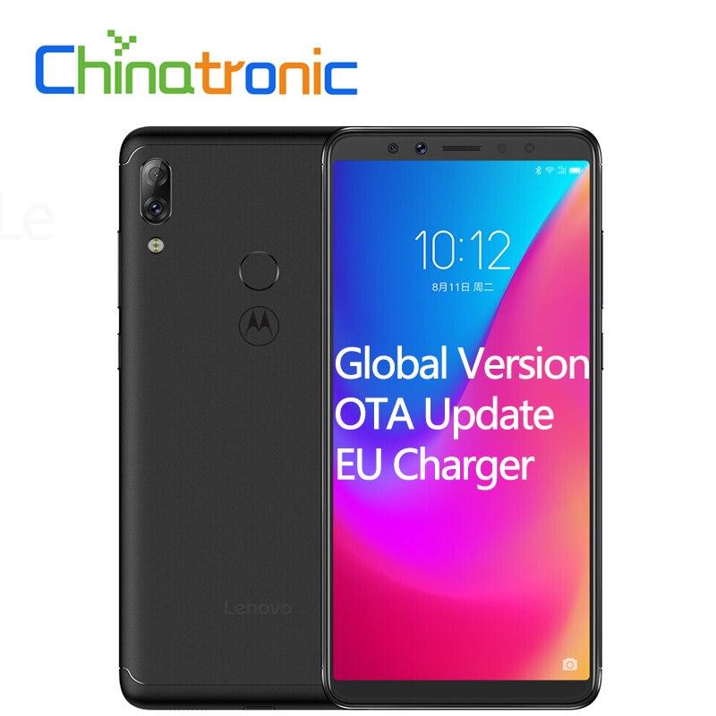 "Globale Version Lenovo K5 Pro 4 Gb 64 Gb Zui 4g Fdd Lte 5,99 ""zoll Handy Snapdragon Octa-core Dual Zurück Kamera Fingerprint"
