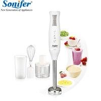 Original Multifunction electric Colorful hand blender mixer kitchen egg beater vegetable Meat Grinder Sonifer