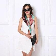 New brand Shawls and Scarves bandana rayon  women Printed fashion Scarf spring Silk Women scarfs