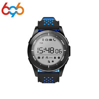 696 Newest Smart Watch F3 IP68 Waterproof outdoor fitness Tracker usable devices reminder pk smartwatch zd09 a1 kw18 y1