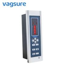 Size 20*6.5cm Digital Shower FM Radio Fan Speaker Freehand Computer Control Panel Shower Room Cabin accessories