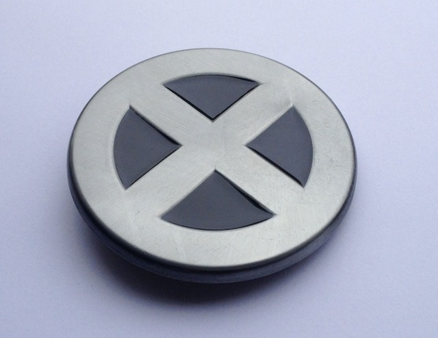 X Men Marvel Comic Superhero Belt Buckle In Buckles Hooks From