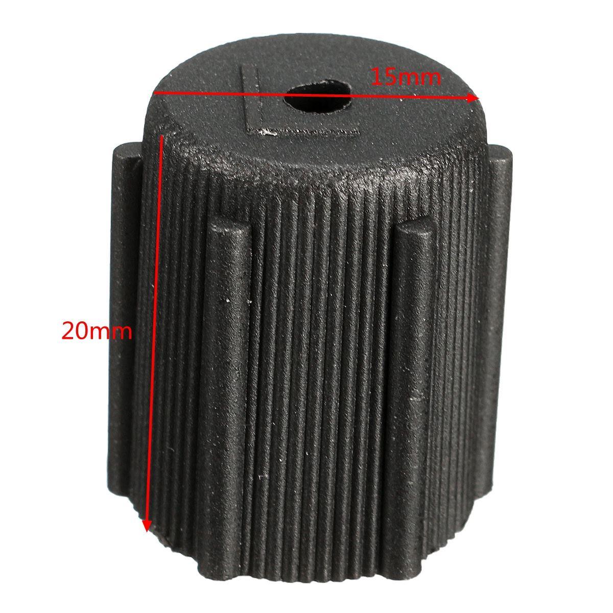 10Pcs//Set R134a 13mm /& 16mm Air Conditioning Service AC System Charging Port Cap