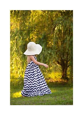 31b08c1f31d Baby Girls Summer Dress Kids Wave Stripe Boho Maxi Long Sundress Party  Dress Baby Girl Sleevless Dress-in Dresses from Mother   Kids on  Aliexpress.com ...