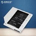 L95SS ORICO Espaço CD-ROM SATA para SATA 2 Hdd Caddy para Laptops de Disco Rígido Interna 2.5-Prata