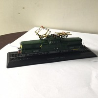 מהדורות אטלס 1: 87 Serie BB 12087 (1957) אוספים מהדורה מוגבלת מודל רכבת פלסטיק אוסף סטטי עבור מתנה לחג המולד