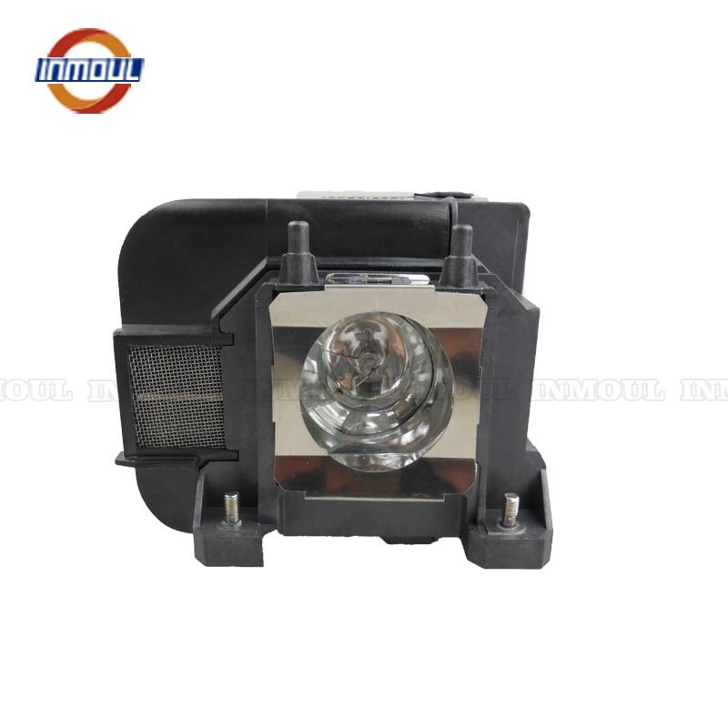 Original Projector Lamp ELPLP77 / V13H010L77 for EPSON PowerLite 4650 4750W 4855WU G5910 EB-4550 EB-4750W EB-4850WU EB-4950WU projector lamp with housing elplp77 for eb 1970w eb 1975w eb 1980wu eb 1985wu eb 4550 eb 4650 eb 4750w eb 4850wu eb 4950wu