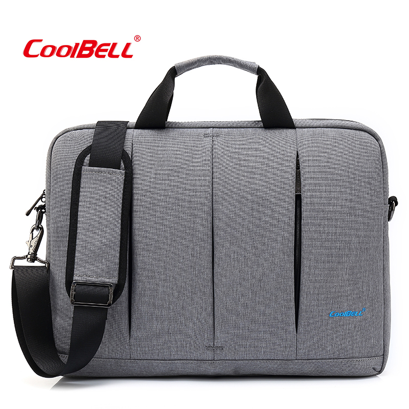 2018 New 15 15.6 laptop handbag man business shoulder bag Messenger bag for macbook PRO 15.4 hp,notebook bag for hp Lenovo