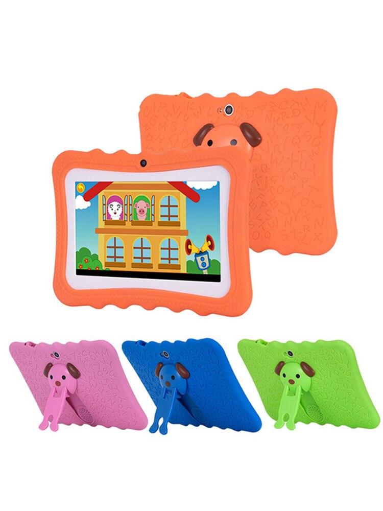 7 POUCE 8 GB Enfants Table PC Enfants D'apprentissage Machine Wifi Fonction Double caméras Pour Enfants
