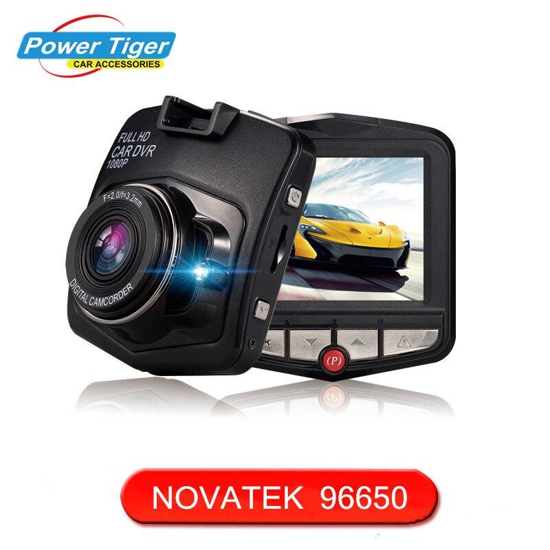 imágenes para 100% Original NOVATEK 96650 Coches DVR Full HD 1080 P GT300 Auto Cámara Tablero de Visión Nocturna Grabador de Vídeo Registrator Cuadro Negro Cam
