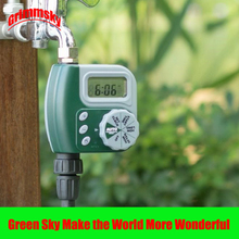 high quality LCD waterproof water valve timer стоимость